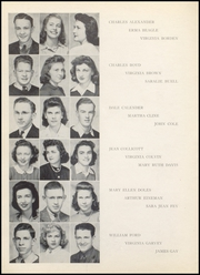 Page 6, 1942 Edition, Greensburg High School - Tower Tree Yearbook (Greensburg, IN) online yearbook collection