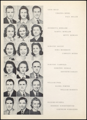 Page 8, 1942 Edition, Greensburg High School - Tower Tree Yearbook (Greensburg, IN) online yearbook collection