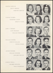 Page 9, 1942 Edition, Greensburg High School - Tower Tree Yearbook (Greensburg, IN) online yearbook collection