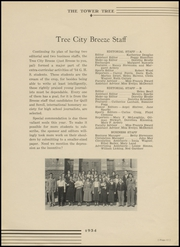 Page 16, 1944 Edition, Greensburg High School - Tower Tree Yearbook (Greensburg, IN) online yearbook collection