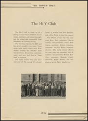 Page 9, 1944 Edition, Greensburg High School - Tower Tree Yearbook (Greensburg, IN) online yearbook collection