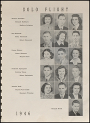 Page 17, 1946 Edition, Greensburg High School - Tower Tree Yearbook (Greensburg, IN) online yearbook collection