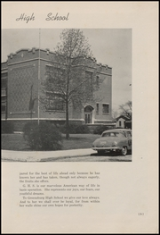 Page 11, 1947 Edition, Greensburg High School - Tower Tree Yearbook (Greensburg, IN) online yearbook collection