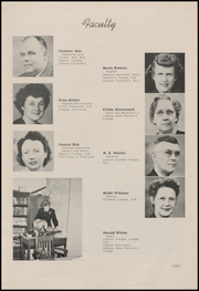 Page 17, 1947 Edition, Greensburg High School - Tower Tree Yearbook (Greensburg, IN) online yearbook collection
