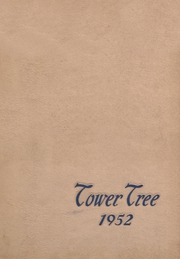 Page 1, 1952 Edition, Greensburg High School - Tower Tree Yearbook (Greensburg, IN) online yearbook collection