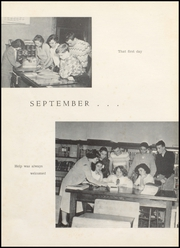 Page 8, 1952 Edition, Greensburg High School - Tower Tree Yearbook (Greensburg, IN) online yearbook collection