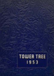 Page 1, 1953 Edition, Greensburg High School - Tower Tree Yearbook (Greensburg, IN) online yearbook collection