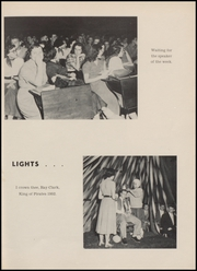 Page 7, 1953 Edition, Greensburg High School - Tower Tree Yearbook (Greensburg, IN) online yearbook collection