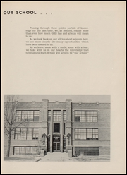 Page 9, 1953 Edition, Greensburg High School - Tower Tree Yearbook (Greensburg, IN) online yearbook collection