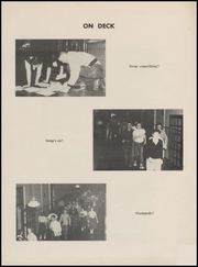 Page 10, 1955 Edition, Greensburg High School - Tower Tree Yearbook (Greensburg, IN) online yearbook collection