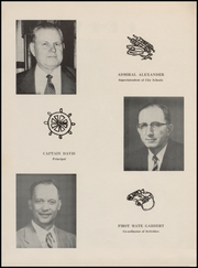 Page 12, 1955 Edition, Greensburg High School - Tower Tree Yearbook (Greensburg, IN) online yearbook collection