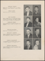 Page 17, 1955 Edition, Greensburg High School - Tower Tree Yearbook (Greensburg, IN) online yearbook collection
