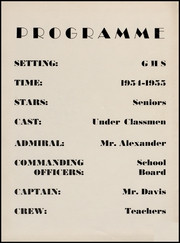 Page 6, 1955 Edition, Greensburg High School - Tower Tree Yearbook (Greensburg, IN) online yearbook collection