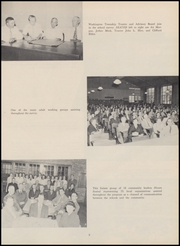 Page 13, 1957 Edition, Greensburg High School - Tower Tree Yearbook (Greensburg, IN) online yearbook collection