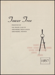 Page 5, 1957 Edition, Greensburg High School - Tower Tree Yearbook (Greensburg, IN) online yearbook collection