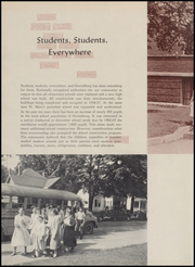 Page 8, 1957 Edition, Greensburg High School - Tower Tree Yearbook (Greensburg, IN) online yearbook collection