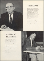 Page 12, 1959 Edition, Greensburg High School - Tower Tree Yearbook (Greensburg, IN) online yearbook collection