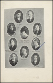 Page 11, 1928 Edition, Hammond Technical Vocational High School - Chart Yearbook (Hammond, IN) online yearbook collection