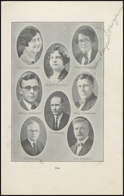 Page 13, 1928 Edition, Hammond Technical Vocational High School - Chart Yearbook (Hammond, IN) online yearbook collection