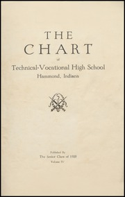 Page 5, 1928 Edition, Hammond Technical Vocational High School - Chart Yearbook (Hammond, IN) online yearbook collection