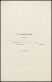 Page 9, 1928 Edition, Hammond Technical Vocational High School - Chart Yearbook (Hammond, IN) online yearbook collection