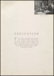 Page 11, 1937 Edition, Hammond Technical Vocational High School - Chart Yearbook (Hammond, IN) online yearbook collection