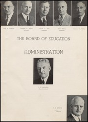Page 9, 1937 Edition, Hammond Technical Vocational High School - Chart Yearbook (Hammond, IN) online yearbook collection
