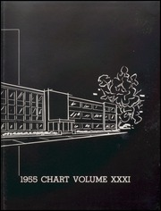Page 7, 1955 Edition, Hammond Technical Vocational High School - Chart Yearbook (Hammond, IN) online yearbook collection