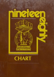 1980 Edition, Hammond Technical Vocational High School - Chart Yearbook (Hammond, IN)