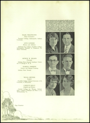Page 14, 1927 Edition, Mitchell High School - Gold and Blue Yearbook (Mitchell, IN) online yearbook collection