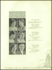 Page 15, 1927 Edition, Mitchell High School - Gold and Blue Yearbook (Mitchell, IN) online yearbook collection