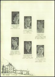 Page 16, 1928 Edition, Mitchell High School - Gold and Blue Yearbook (Mitchell, IN) online yearbook collection