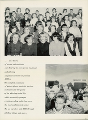 Page 11, 1965 Edition, Mitchell High School - Gold and Blue Yearbook (Mitchell, IN) online yearbook collection