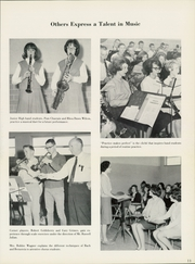 Page 15, 1965 Edition, Mitchell High School - Gold and Blue Yearbook (Mitchell, IN) online yearbook collection