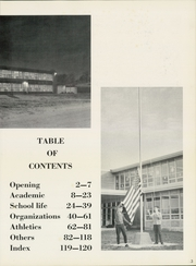 Page 7, 1965 Edition, Mitchell High School - Gold and Blue Yearbook (Mitchell, IN) online yearbook collection