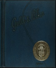 Page 1, 1968 Edition, Mitchell High School - Gold and Blue Yearbook (Mitchell, IN) online yearbook collection