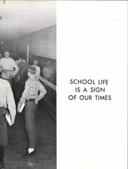 Page 11, 1968 Edition, Mitchell High School - Gold and Blue Yearbook (Mitchell, IN) online yearbook collection
