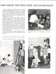 Page 15, 1968 Edition, Mitchell High School - Gold and Blue Yearbook (Mitchell, IN) online yearbook collection