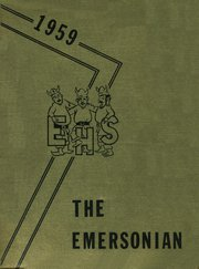 Page 1, 1959 Edition, Emerson High School - Emerson Yearbook (Gary, IN) online yearbook collection