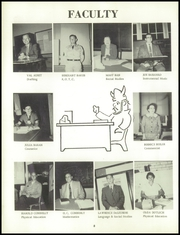 Page 12, 1959 Edition, Emerson High School - Emerson Yearbook (Gary, IN) online yearbook collection