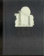 1938 Edition, Lawrenceburg High School - Orange and Black Yearbook (Lawrenceburg, IN)