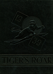 1939 Edition, Lawrenceburg High School - Orange and Black Yearbook (Lawrenceburg, IN)