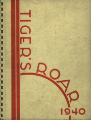 1940 Edition, Lawrenceburg High School - Orange and Black Yearbook (Lawrenceburg, IN)