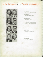 Page 16, 1942 Edition, Lawrenceburg High School - Orange and Black Yearbook (Lawrenceburg, IN) online yearbook collection