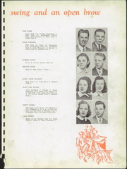 Page 17, 1942 Edition, Lawrenceburg High School - Orange and Black Yearbook (Lawrenceburg, IN) online yearbook collection