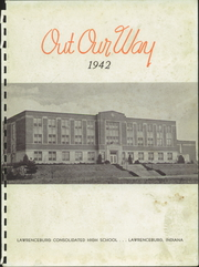 Page 5, 1942 Edition, Lawrenceburg High School - Orange and Black Yearbook (Lawrenceburg, IN) online yearbook collection