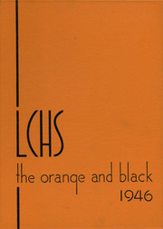 1946 Edition, Lawrenceburg High School - Orange and Black Yearbook (Lawrenceburg, IN)