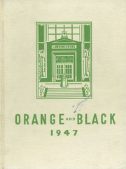1947 Edition, Lawrenceburg High School - Orange and Black Yearbook (Lawrenceburg, IN)
