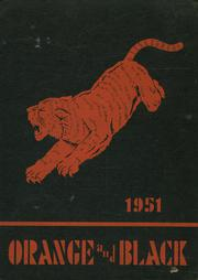 1951 Edition, Lawrenceburg High School - Orange and Black Yearbook (Lawrenceburg, IN)