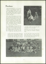 Page 18, 1951 Edition, Lawrenceburg High School - Orange and Black Yearbook (Lawrenceburg, IN) online yearbook collection